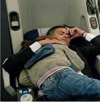 عکسی از دختر مورنیو در آغوش پدرش