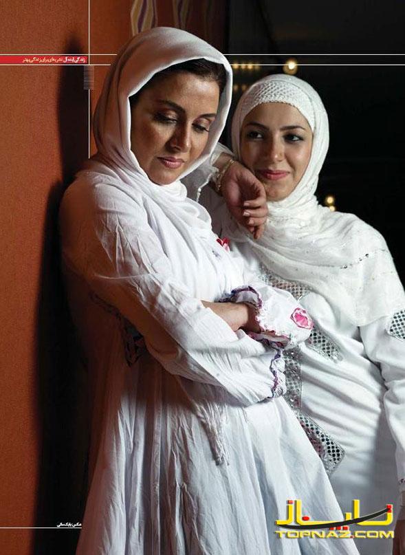 خاله شادونه و خواهرش