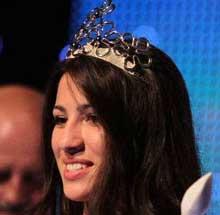 بانوی شایسته 2012 بوسنی انتخاب شد