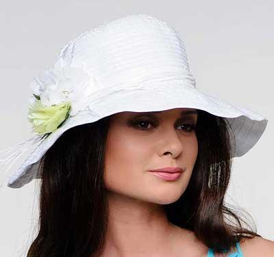 کلاه تابستانی دخترانه