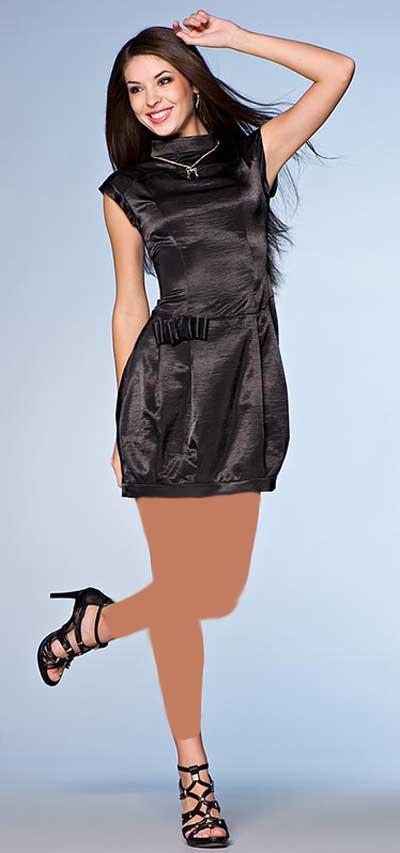 لباس دخترانه کوتاه