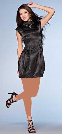 ژورنال لباس کوتاه مجلسی
