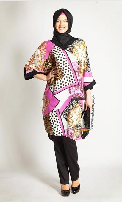 مدل مانتو بهار و تابستان امسال برای خانمهای ایرانی