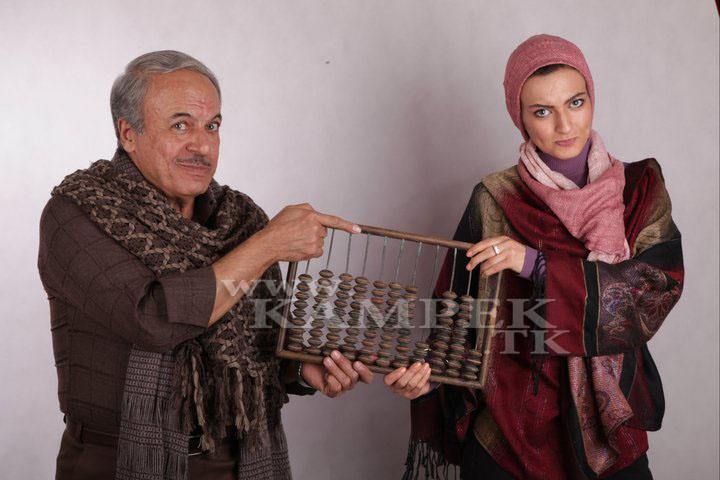 همسر رضا نیکخواه عکس جدید بازیگران خانواده بازیگران بیوگرافی رضا نیکخواه