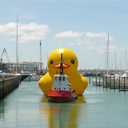 اردک پلاستیکی
