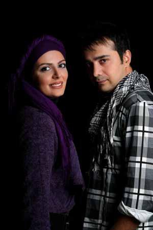 همسر سپند امیر سلیمانی