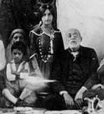 عکس یک مهمانی ایرانی در 87 سال پیش