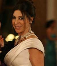 عکسهایی از فیروزه خانم در سریال عشق ممنوع