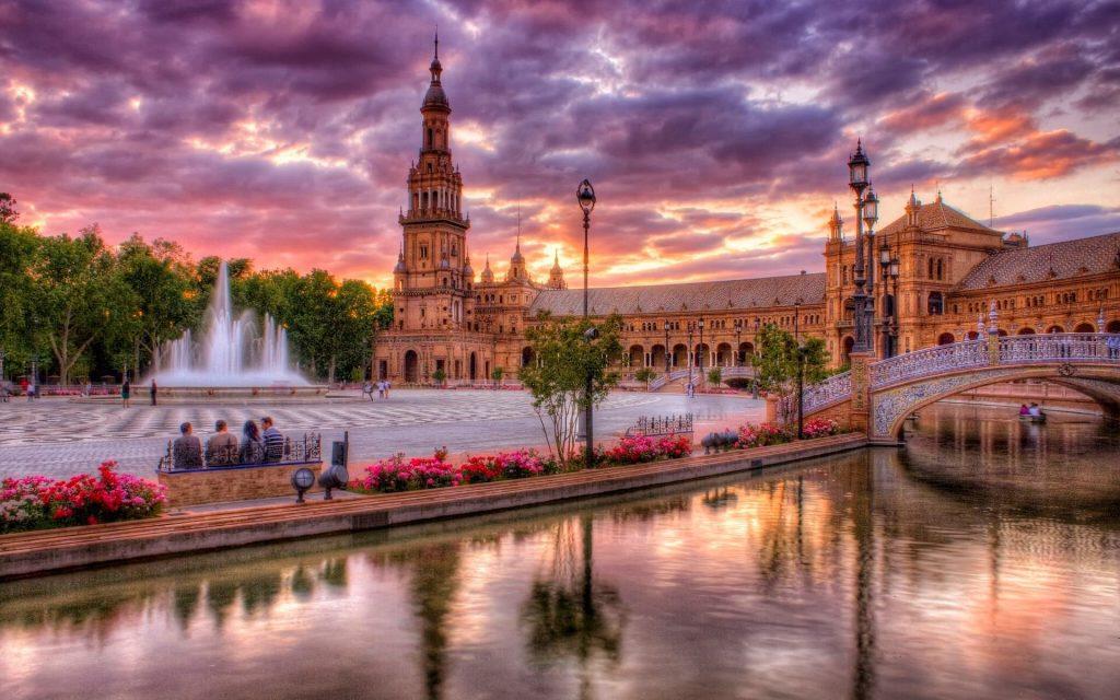 عکس های دیدنی از کشور اسپانیا