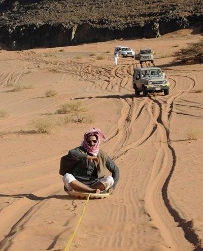 تفریح عرب ها
