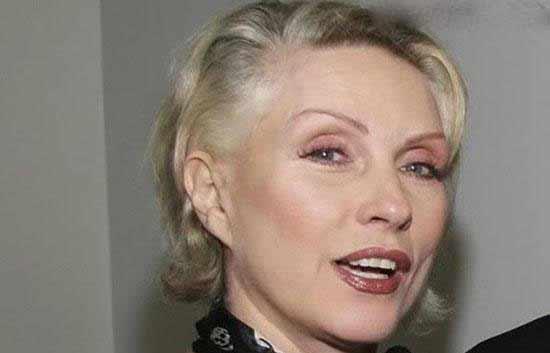 زیباترین زنان بالای 60 سال