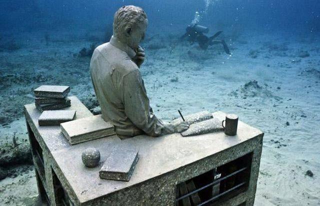 موزه زیر آب