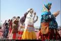 عکسهای جالب از عروسی سنتی کرمانچ