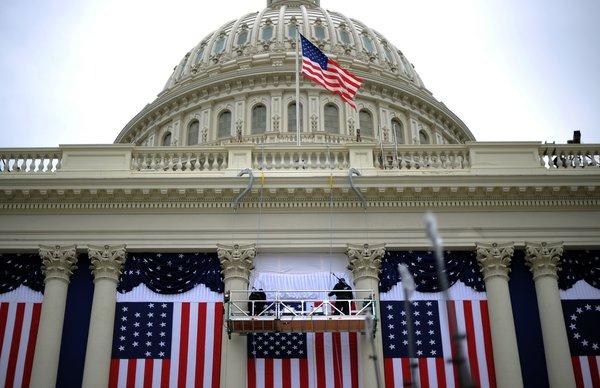 یشبینی میشود این بار حدود ۸۰۰ هزار تن در مراسم تحلیف دومین دوره ریاستجمهوری اوباما شرکت کنند.