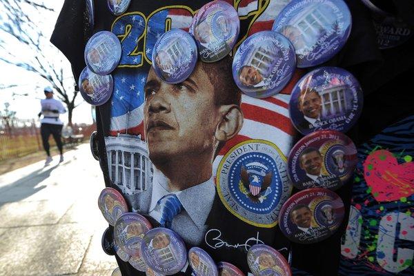 دوشنبه 21 ژانویه مقابل کنگره آمریکا باراک اوباما به طور رسمی مقابل مردم سوگند یاد می کند.