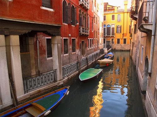 شهر آبی ایتالیا