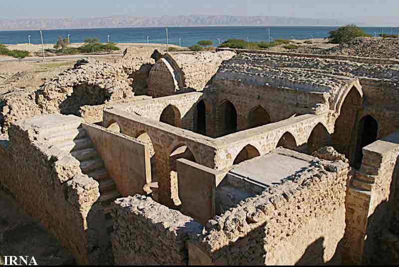 شهر باستاني حريره در کيش