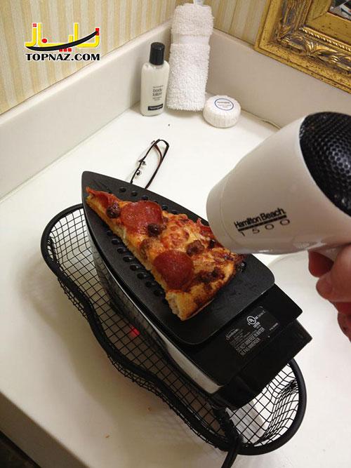 پیتزای دانشجویی
