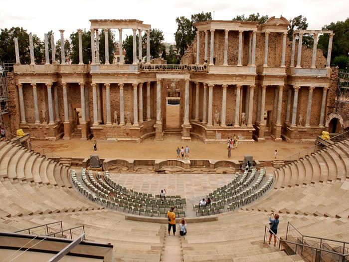 مکان های تاریخی اسپانیا