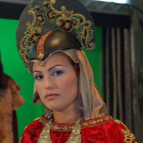 اژه در سریال عمر گل لاله