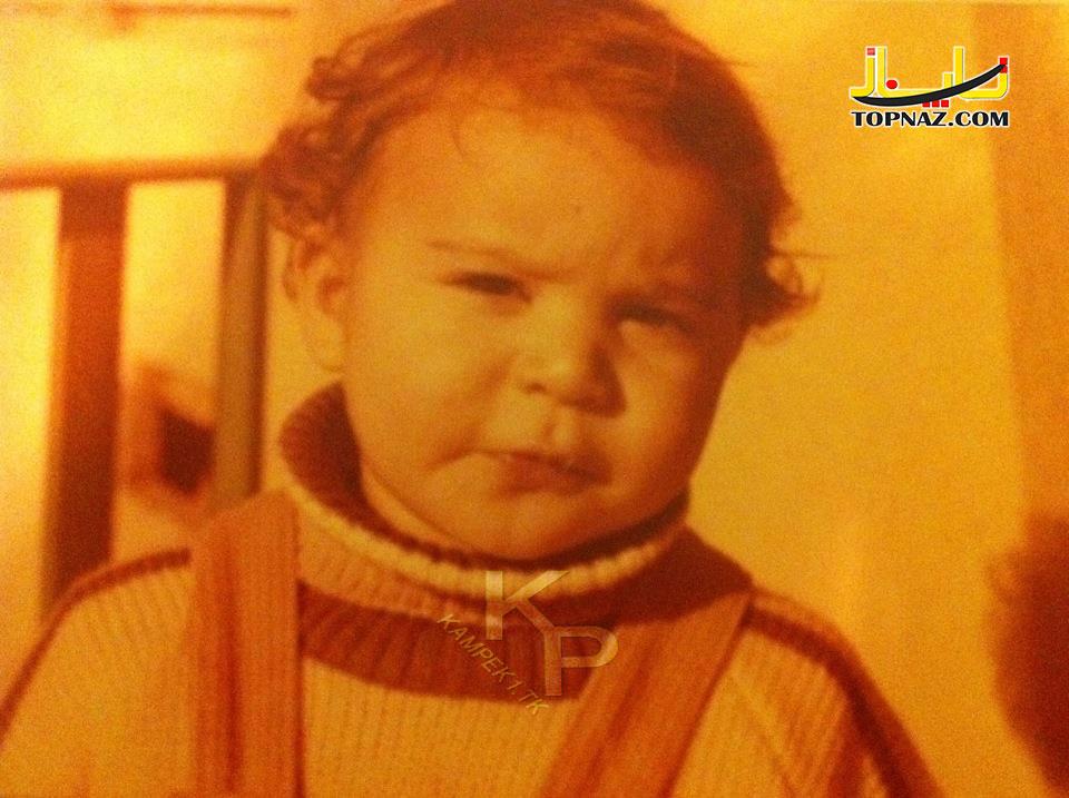 سحر دولتشاهی در کودکی