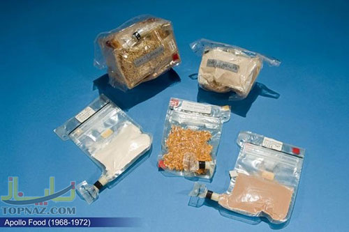 غذای فضایی