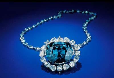 گردنبند الماس