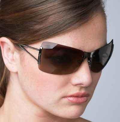 عینک افتابی دخترانه