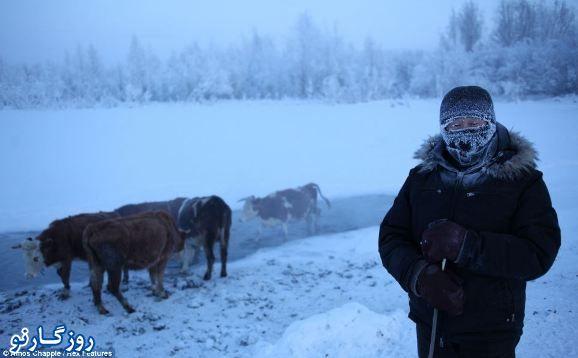 روستای سرد
