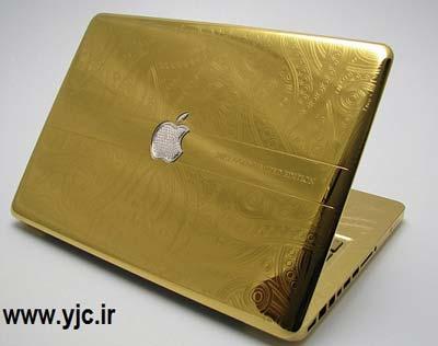 لپ تاپ طلا