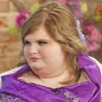دختر چاق