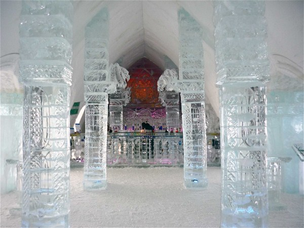 153 Ice Hotel in Canada (24 photos)