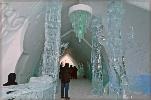 173 Ice Hotel in Canada (24 photos)