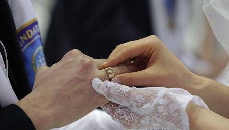 عروسی دسته جمعی