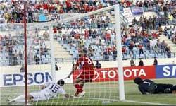 بازی ایران و لبنان در مقدماتی جام ملتهای آسیا