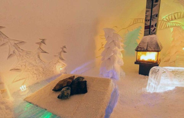 95 Ice Hotel in Canada (24 photos)