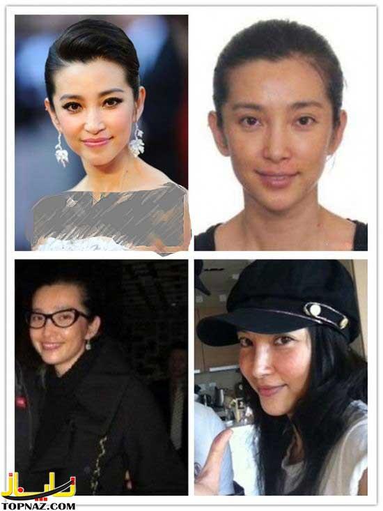 عکس بازیگران زن چینی