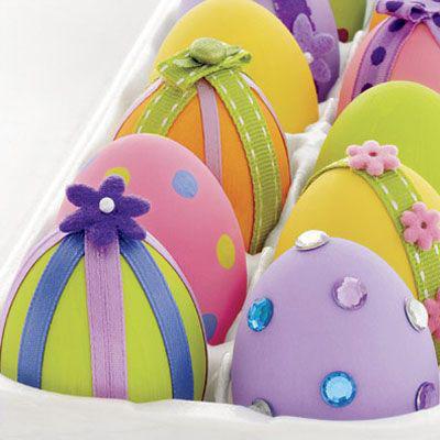 تزئین تخم مرغ