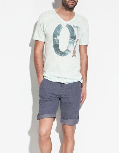 تی شرت ZARA