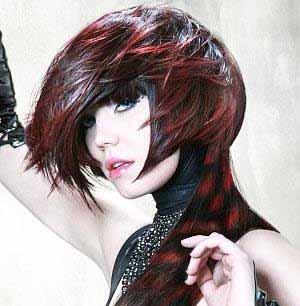 ar4 1338 مدل مش و هایلایت موهای تیره عید ۹۲