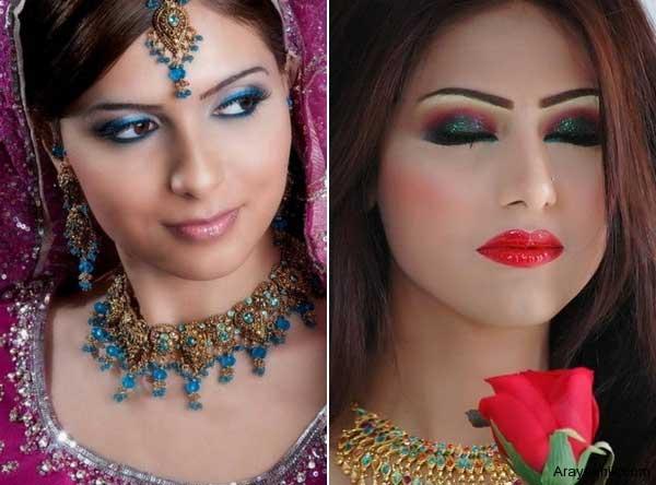 آرایش چهره برای عروسی