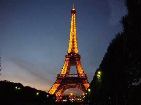 نوروز در اروپا, اروپا, مکان های تفریحی اروپا