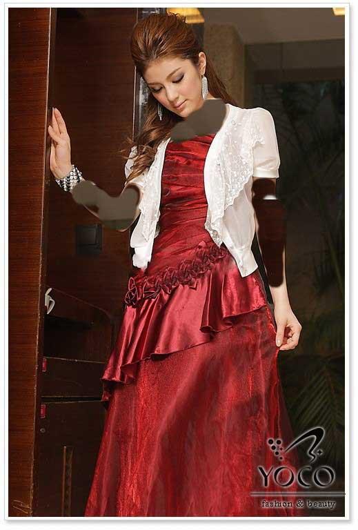 لباس مجلسی قرمز رنگ عید نوروز ۹۲