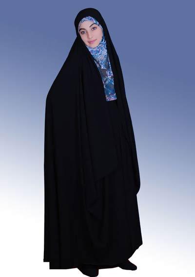 مدلهای مختلف چادر برای دختران ایرانی