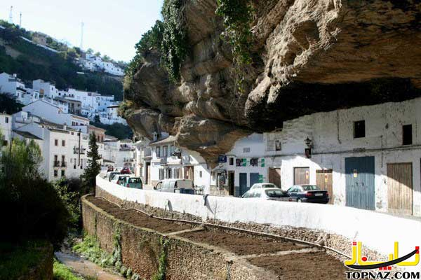 شهر صخره ای در اسپانیا