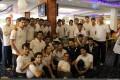 سال تحویل بازیکنان تیم ملی در دوبی+ عکس
