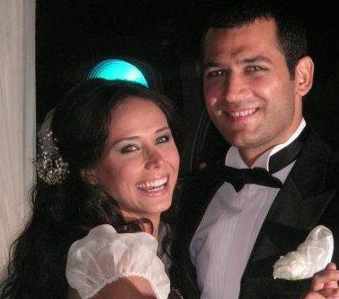 عکس ازدواج ساواش و همسرش