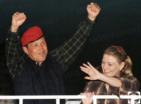 زناني که در زندگي هوگو چاوز نقش اساسي داشتند +تصاویر