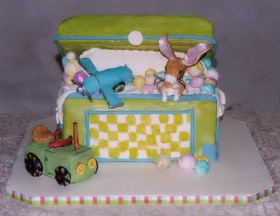 کیک تولد کودکان