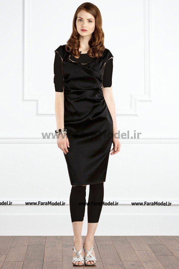 لباس مجلسی دخترانه ۹۲